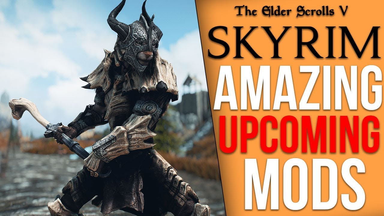 8 of the Massive and Exciting Mods Coming to Skyrim (DLC Sized Mods) thumbnail