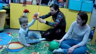 Аутизм. 16 березня 2018г.,початок занять. 3г,1м., ЗПМР з аутизмом. Нейродефектолог Сорокіна Наталія