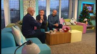 Midge Ure : Sunday Brunch interview 3 Dec 2017