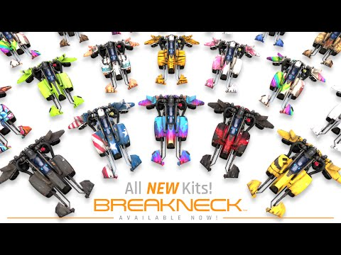 Kits - Now available for Breakneck on iOS!