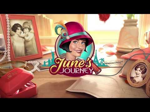 June's Journey Launch Trailer
