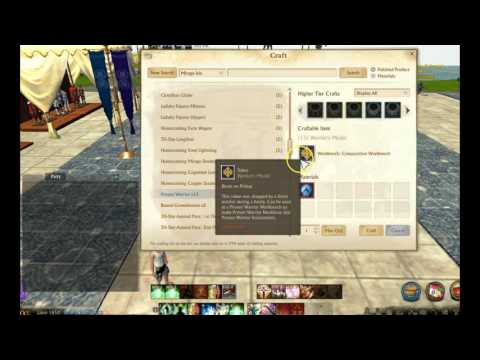 Archeage Best Crafting Profession