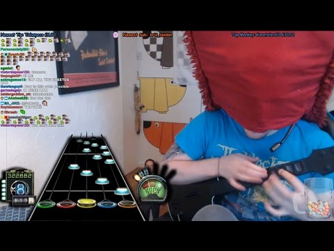 BLINDFOLDED!!! Through The Fire And Flames ~ 850k + normal FC for luls