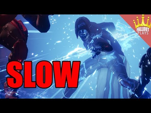 Arcstrider Speed Testing | Destiny 2