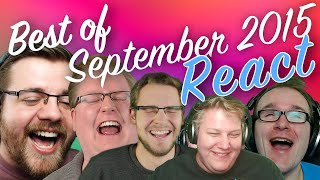REACT: Best of September 2015