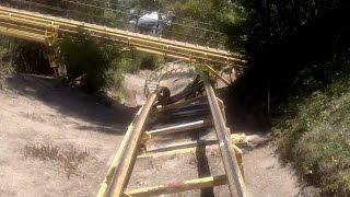 Gambar cover Gold Rusher (HD POV) - Six Flags Magic Mountain