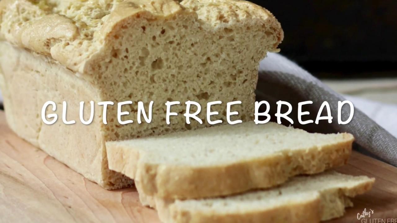 Easy Gluten Free Bread Recipe | Sorghum Sandwich
