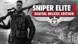 sniper Elite 4 Deluxe Edition Gameplay (PC)