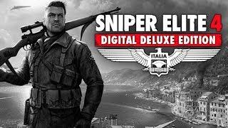 sniper Elite 4 Deluxe Edition Gameplay (PC)