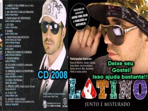 o novo cd do latino junto e misturado 2