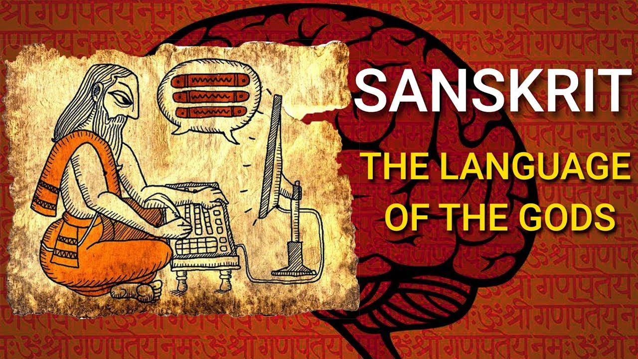 Image result for Sanskrit - Language of the Gods