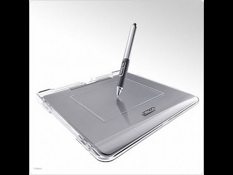wacom graphire cte-440 software