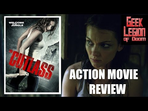THE CUTLASS ( 2017 Kirk Baltz ) Action Movie Review