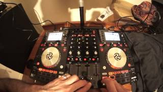 DJ TUTORIAL ADDING EFFECTS TO ENHANCE THE MIX WITH  LENNY FONTANA NUMARK NV