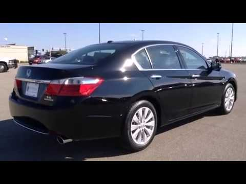 2014 honda accord touring front wheel drive youtube. Black Bedroom Furniture Sets. Home Design Ideas