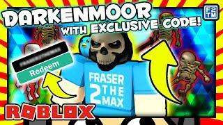 Exclusive Roblox Code for Darkenmoor | Roblox