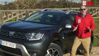 Prueba Dacia Duster TCe 125 4x4 2018: capacidad... a buen precio