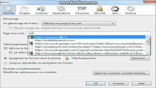 Demande D'aide - Page d'acceuil Mozilla Firefox [HD]