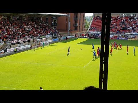 Leyton Orient FC vs Eastleigh FC Big Away day!! 17/18 Vlog