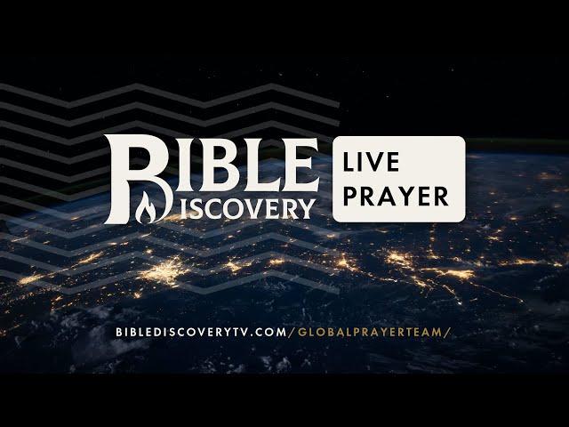 Live Prayer Meeting   April 16, 2021