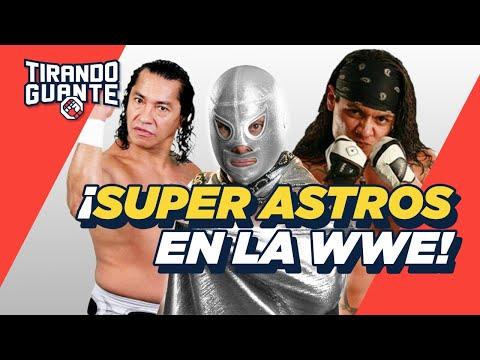 Super Astros de WWE: El programa de los mexicano | Tirando Guante | S1EP14