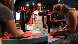 Guinness World Records Museum Hollywood - Attempt Arena