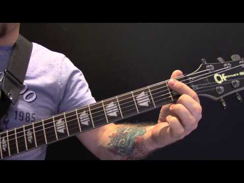 Sepultura Roots Bloody Roots Guitar Tutorial