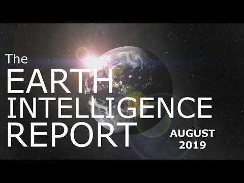 Earth Intelligence Report - August 2019 (The Year 2024)