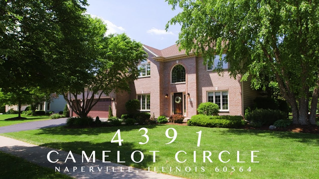 Welcome To 4391 Camelot Cir Naperville Il 60564 Jill Clark Homes