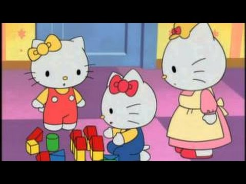 《Hello Kitty》第12話:魔法蘋果 - YouTube