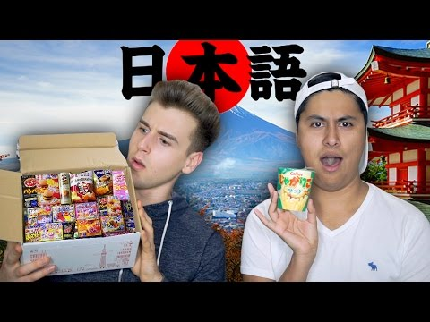 Americans React To Japanese Candy
