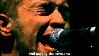 Coldplay - Clocks (Live in Sydney) - Video with Lyrics/Subtitles