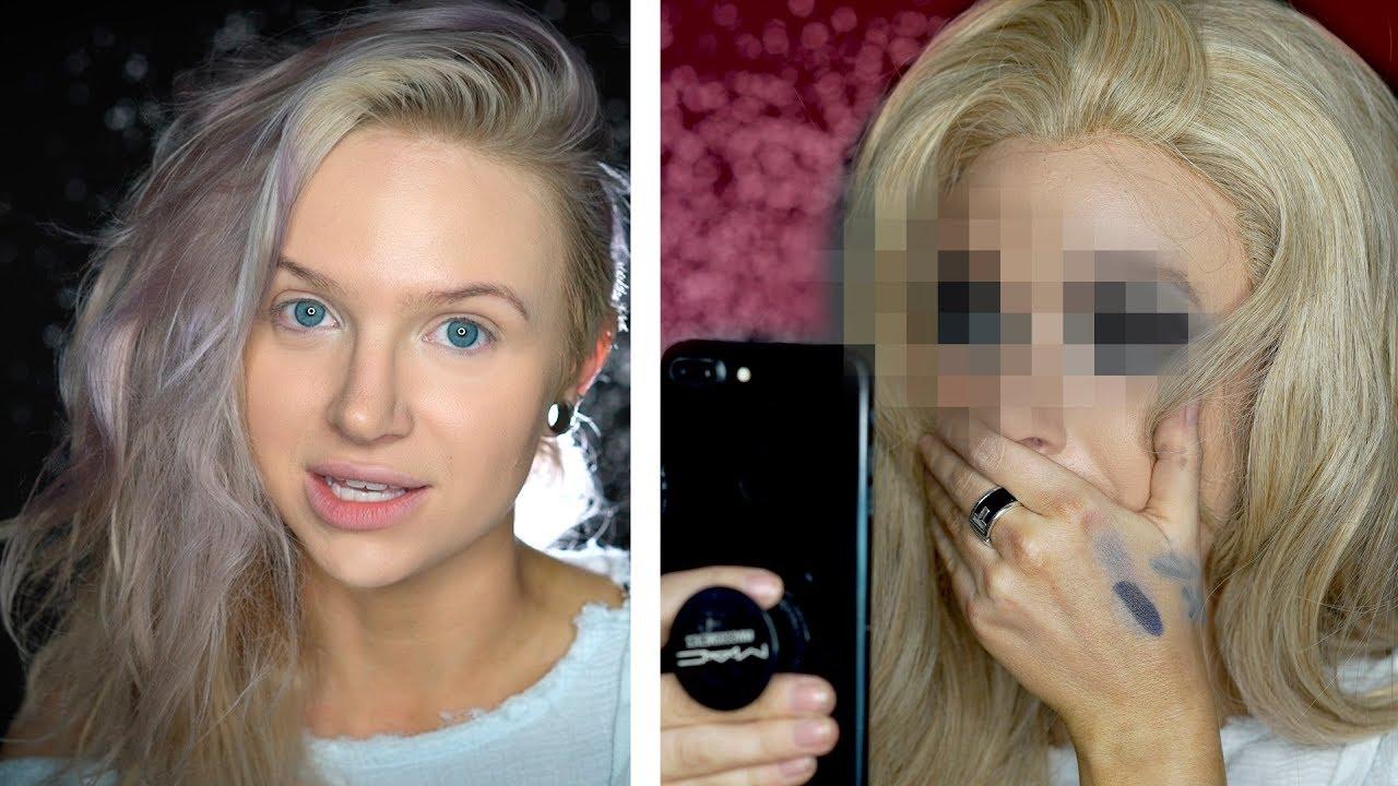 I Let TINDER Pick My Makeup