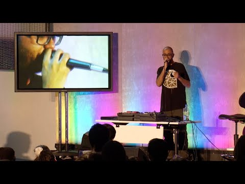 Music Tech Fest 2012 (London) - Behind the scenes