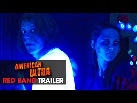 American Ultra (2015 Movie - Kristen Stewart, Jesse Eisenberg) - Official Red Band Trailer