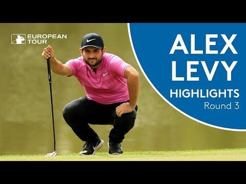 Alexander Levy Highlights | Round 3 | 2018 Trophée Hassan II