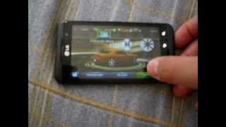 review de la actualización a ICS del LG optimus 3D/review of the update to ICS LG Optimus 3D
