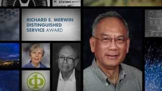 Stephen L. Diamond receives 2014 Richard E. Merwin Distinguished Service Award