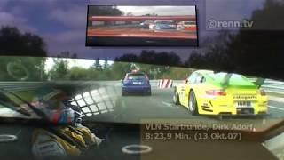 VLN 2007 - Raeder Motorsport - Lamborghini Gallardo - Dirk Adorf - Onboard 3
