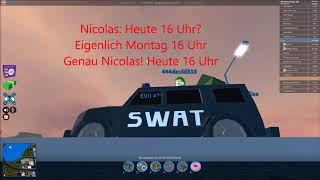 Roblox the SWAT team enters the city + jailbreak update