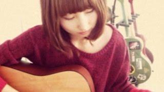 ノスタルジックJ-POP / 大森靖子 アコギ弾き語りcover