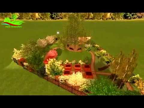 Avenir permaculture design d 39 un petit jardin collectif for Jardin collectif 78