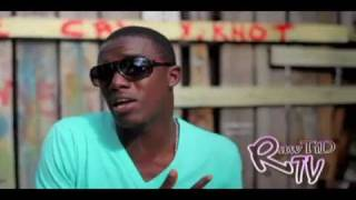 Romaine Virgo - I Am Rich In Love - Music Video (RawTiD TV)