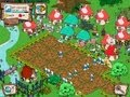 How to speed up crops and time to wait for mini games on smurfs village!