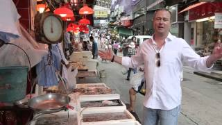 Neil Perry explores Hong Kong food