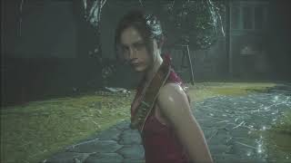 Resident Evil 2 Remake Glitches - Claire Huge Skip The Police Station To Orphanage In Minutes