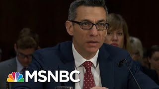 Clint Watts: The FBI Had To Act On President Donald Trump | All In | MSNBC