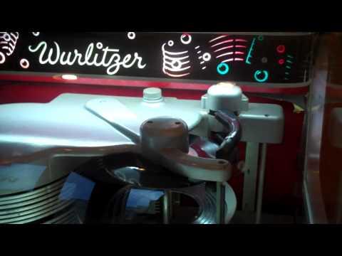 1953 Wurlitzer 1650 AF Jukebox