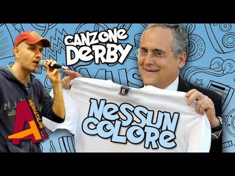 Lazio-Roma 1-4 CANZONE DERBY