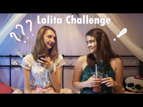 ♡ Lolita challenge ♡ English subtitles